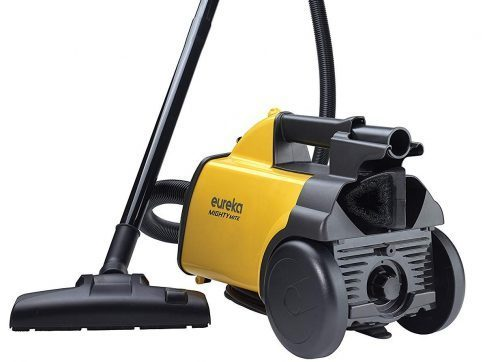 Top 10 Best Canister Vacuum Cleaners of 2020