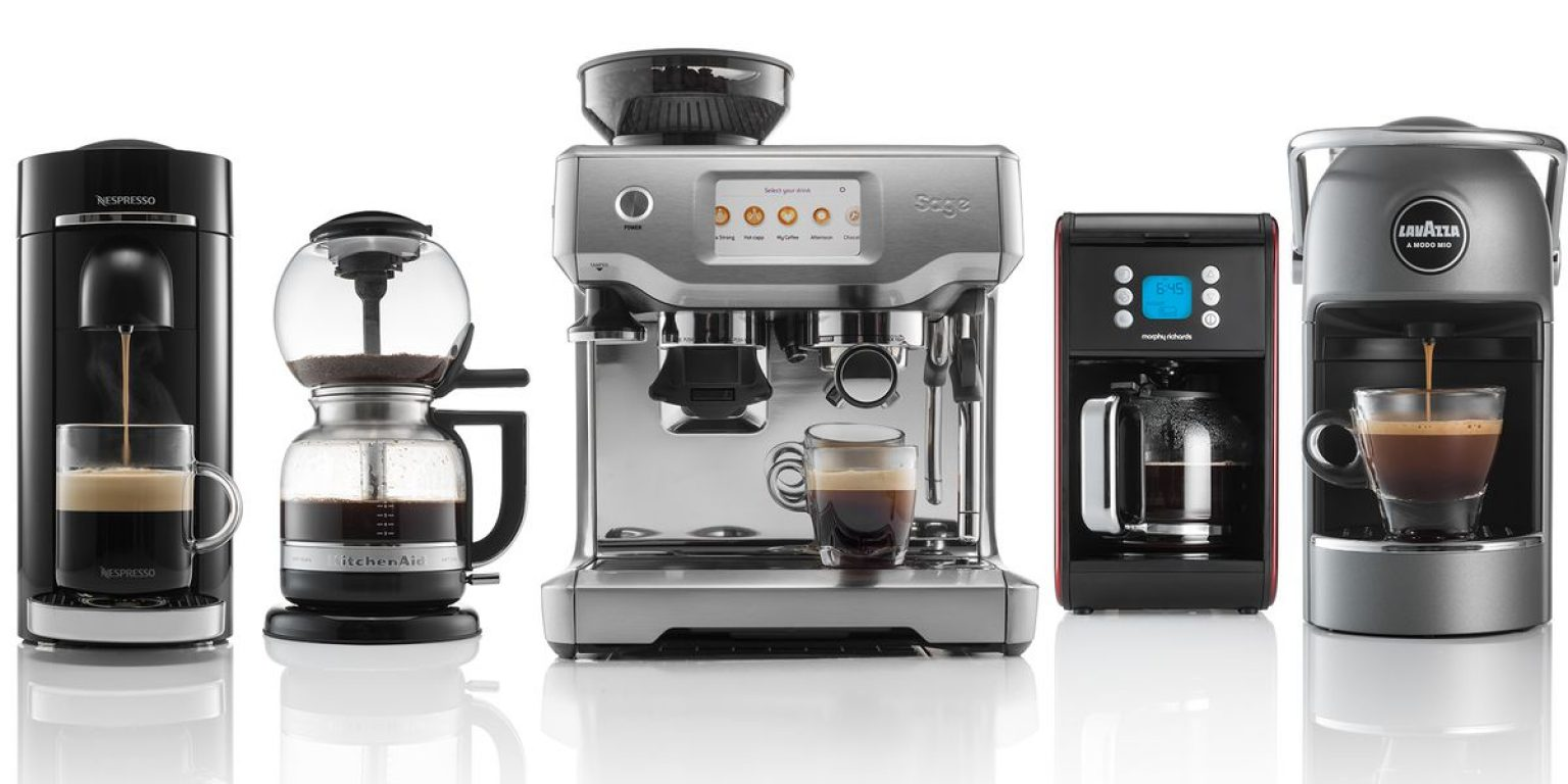 Top 10 Best Coffee Makers with Grinder of 2020