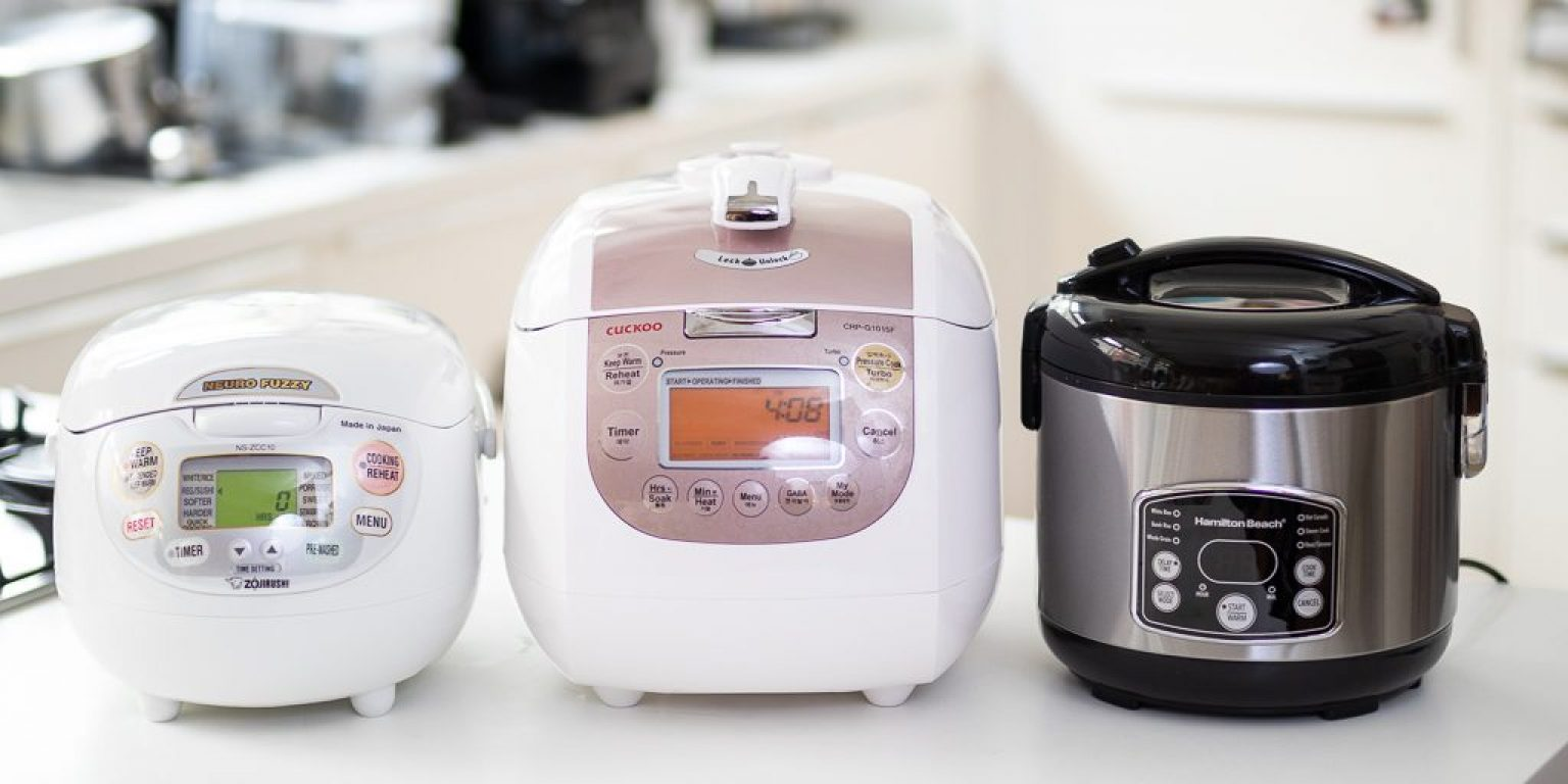 Top 10 Best Rice Cookers of 2020